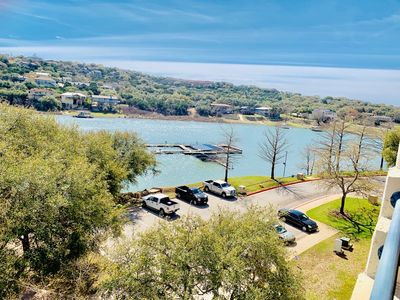 Lake Travis & Hill Country Views