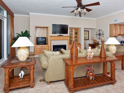 Photo for FREE FALL NIGHT with Kaiser in The Colonnades #201: 4 BR/4 BA Condo in Gulf Shores Sleeps 8