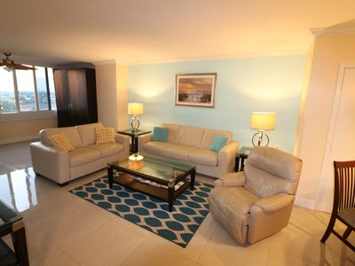 Located on the Beach!  Newly Renovated! 1 Bedroom, 1 Bath Sleeps 6 Comfortably