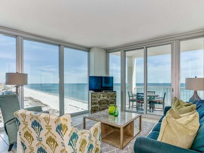 Gulf Front Condo In Gulf Shores ~ Unbeatable Gulf Views ~ Indoor & Outdoor Pools