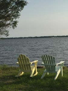 Photo for Relax or Play on the Choptank River!