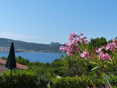 Photo for Holiday apartment Baja Sardinia for 4 persons with 2 bedrooms - Holiday apartment in a two family ho