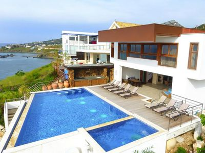 Photo for Villa, Pomos inklusive Mietwagen  in Um Paphos - 8 persons, 4 bedrooms