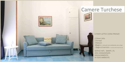 Photo for La Casa Sassolini - Turquoise Rooms