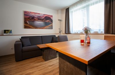 Photo for 1BR Apartment Vacation Rental in St. Gallenkirch