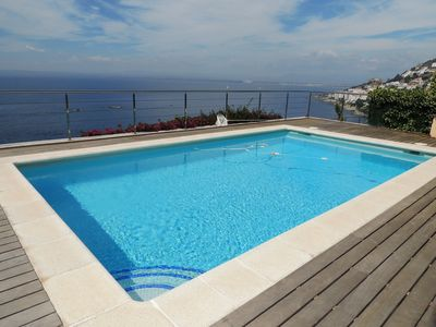 Photo for LARGE VILLA WITH POOL, TERRACES AND SPECTACULAR VIEWS