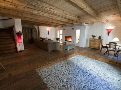 Photo for Holiday home Scuol for 2 - 8 people with 4 bedrooms - Holiday home