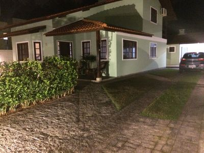 Photo for House with 4 suites and pool 500 meters from the beach of Canasvieiras