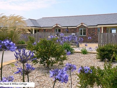 Photo for Elm Cottage-Beautiful, Lux Cottages Sleeps 2-4 near Mevagissey Central Cornwall