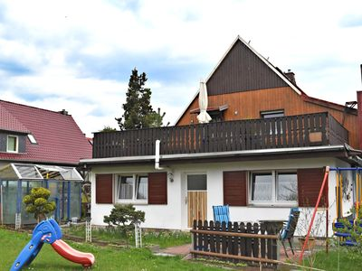Photo for Nice flat in Saxon Switzerland with private entrance and a large balcony