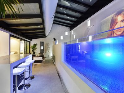 Photo for Parque Lleras Luxury 3 br apartment with private pool and jacuzzi