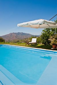 Photo for Spectacular Views in Luxury Villa with pool. 360º views of sea and mountains