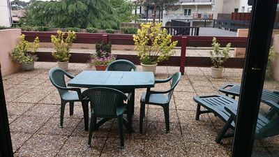 Photo for Large studio with a terrace of 40m² with veranda of 5m
