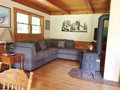 Photo for Rustic and Private, Comfortable 4 Bedroom Home in Nebraska Valley - Affordable,