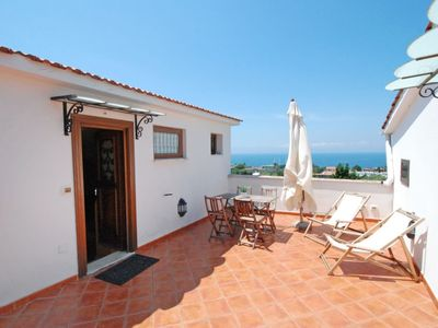 Photo for Sant'Agnello Apartment, Sleeps 4 with Air Con and WiFi