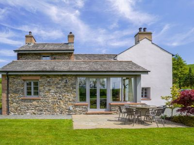 Photo for Luxurious, High Quality, 'Green' Cottage (Lake District & Dales National Parks)