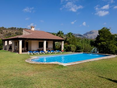 Photo for Catalunya Casas: Villa Coloma for 6 guests, only 500m to Old Town Pollensa!