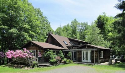 Photo for NEW! Fantastically STYLISH 3BR home in the country - best of both worlds!