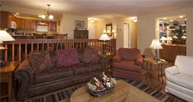 Photo for APPALACHIAN 3  WPM: 2 BR / 2 BA condo in Blowing Rock, Sleeps 6