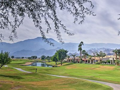 Photo for NEW! La Quinta Golf Condo w/Access to Pool+Hot Tub