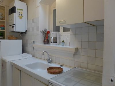 Photo for Apartment in the center of Biarritz with Internet, Washing machine (570676)