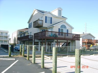 Photo for OCEAN BLOCK 4 BR SINGLE FAMILY HOME -STEPS TO THE BEACH. MIDTOWN.