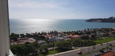 Photo for Flat in Ponta Negra with sea view