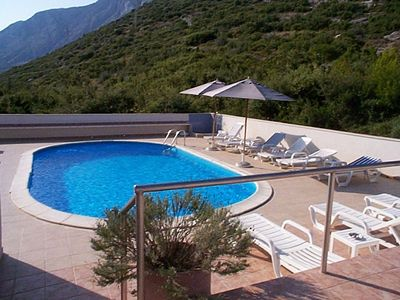 Photo for 1BR Apartment Vacation Rental in Orebi������, Dubrovnik-neretva