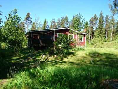 Photo for Holiday house Hallaryd for 1 - 4 persons with 2 bedrooms - Holiday home