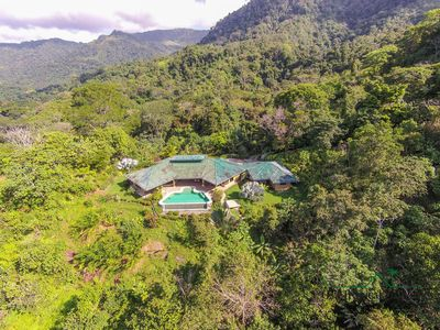 Photo for Colibri Nido - Pool, Sea View, Corcovado, Jungle