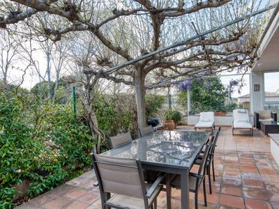 Photo for MODERN HOUSE IN CALELLA A FEW METERS FROM THE BEACH