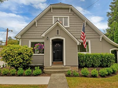 Photo for Story Book Style Home | Located in Snohomish |