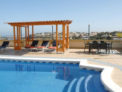 Photo for Spacious Villa Apartment with Private Exclusive Swimming Pool
