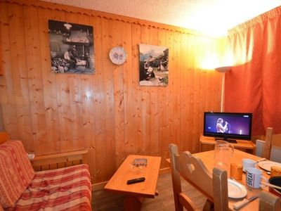 Photo for Apartment Les Menuires, 1 bedroom, 6 persons