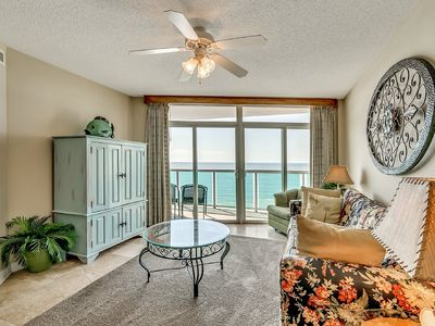 Photo for Spectacular 2 Bedroom Oceanfront Condo, Crescent Keyes 1009!