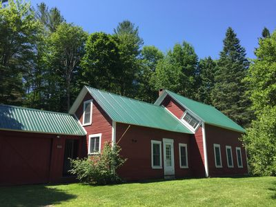 Photo for Large Farmhouse Perfect Four Season Rental in the Mad River Valley