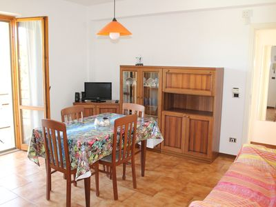 Photo for Bright apartment with three bedrooms and private parking space
