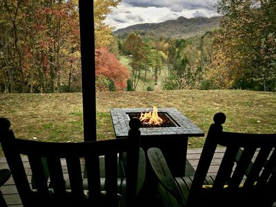 Photo for 2 King Suites-Pastoral and Mountain Views-Sparkling Hot Tub-N.O.C. 10 min. WiFi