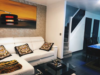 Photo for luxurious smart home with advanced gadgets and amazing amenities