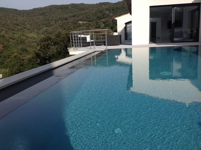 Photo for Contemporary 4 bedroom villa, private pool