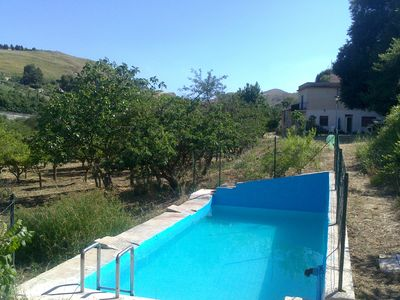 Photo for 5BR Chateau / Country House Vacation Rental in Calatafimi Segesta