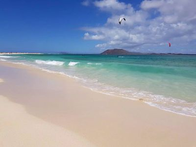 Photo for Gran Terraza fully equipped 2 bedroom apartment in Corralejo