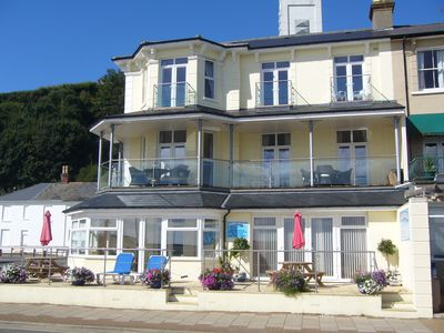 Photo for Amazing sea views just a stones throw from the beach. Save with Red Funnel Ferry