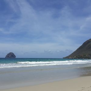 Photo for THE DIAMOND: Charming T3 100 m from the sea at the foot of Morne Larcher with garden