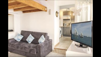 Photo for Studio, quiet, charming, in the heart of the old town just steps from everything