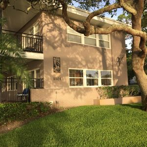 Photo for Wide water views, Walk To Delightful Downtown Dunedin, 1 blk to Bike Trail