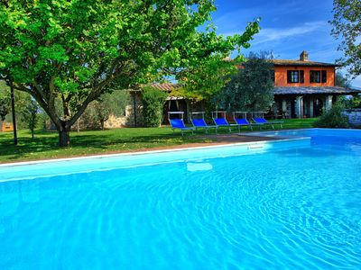 Photo for Villa in Assisi with 7 bedrooms sleeps 15