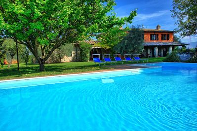 Welcome to Villa Reale: comfortable villa with private swimming pool