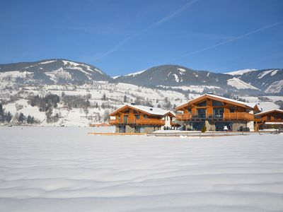Photo for Chalet Jahuel - relaxing location with stunning panoramic views, private spa area