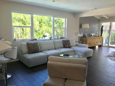 Photo for WELCOME !!! To your private   oasis + heated salt water pool